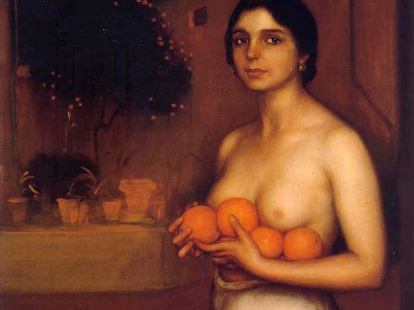 Naranjas Julio Romero de Torres