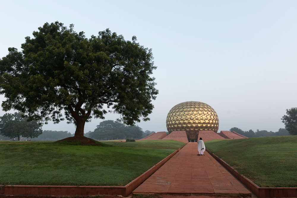 Utopia -Auroville_India