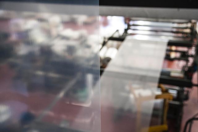 servizio fotografico in azienda da Filamplastica